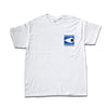 Neighbourhood Watch Tee - School Holiday White