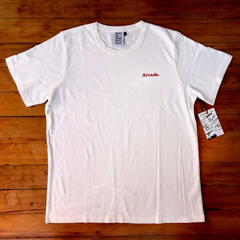 Arcade X Buddy Hemp T-Shirt
