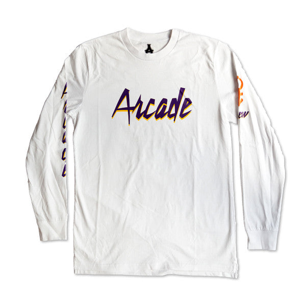 Purp Long Sleeve Tee