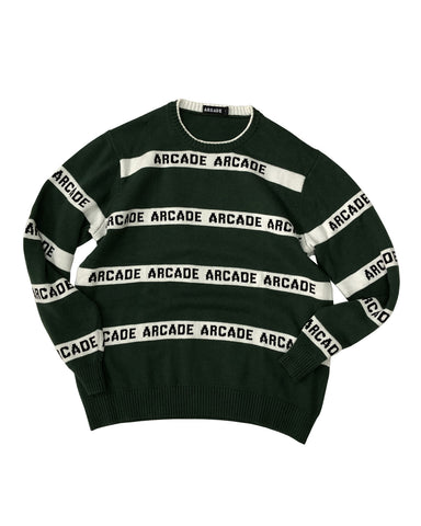 Arcade W20 Stripe Knit Jumper
