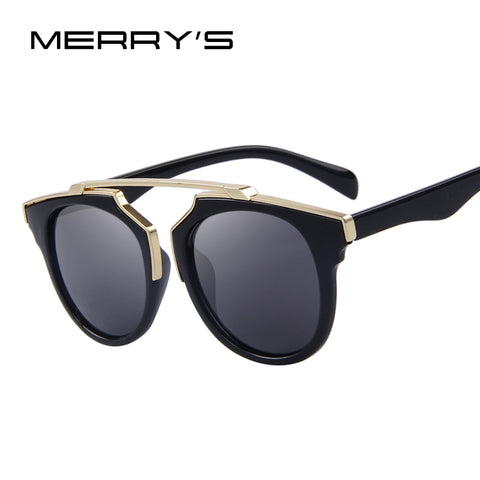 Cat eye uv400 dames zonnebril van Merry's