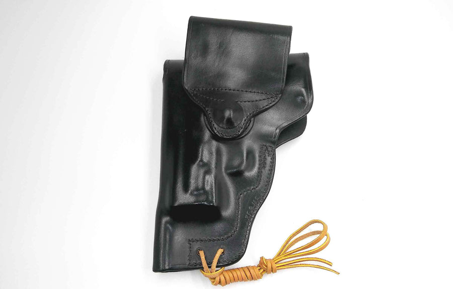 "The Flap Explorer 5"" Gun Holster - Kramer Leather"