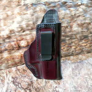 Inside the Waistband #4 Gun Holster - Kramer Leather