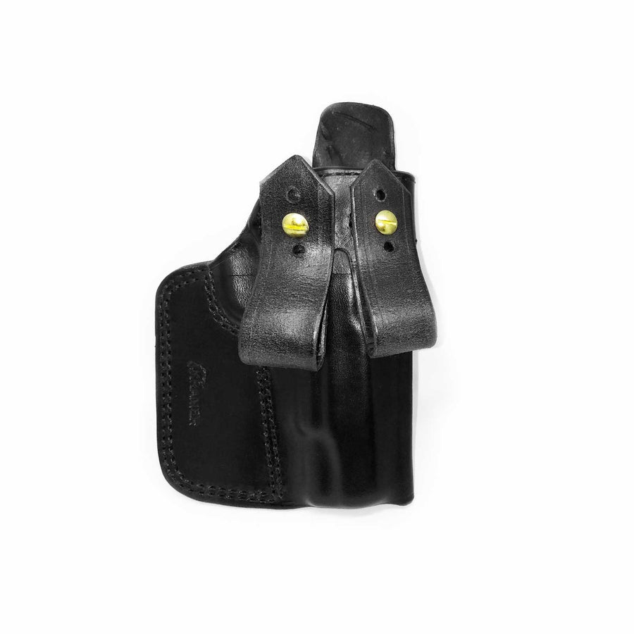Inside The Waistband #1-1/2 Gun Holster (only for semi-autos) - Kramer Leather