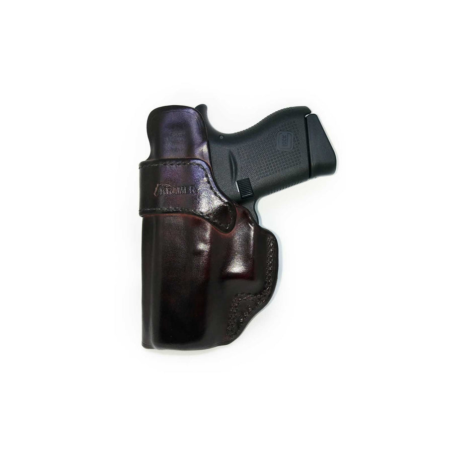 Inside the Waistband #5 Gun Holster - Kramer Leather