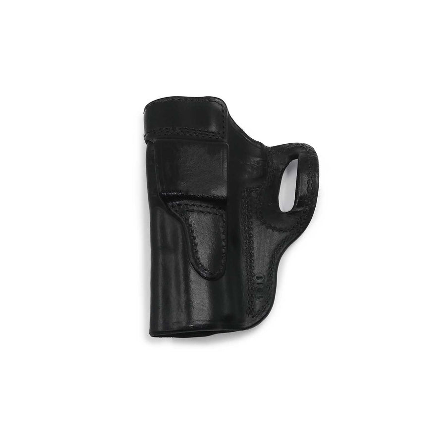 Vertical Scabbard Gun Holster - Kramer Leather