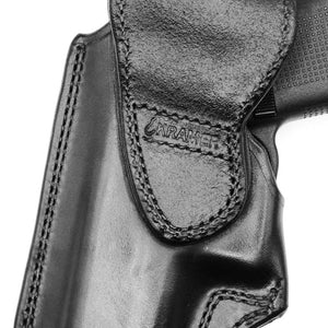 Women's Belt Scabbard Gun Holster - Kramer Leather