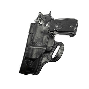 Crossdraw Gun Holster - Kramer Leather