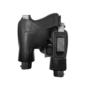 Fits All Inside the Waistband Clip Gun Holster - Kramer Leather