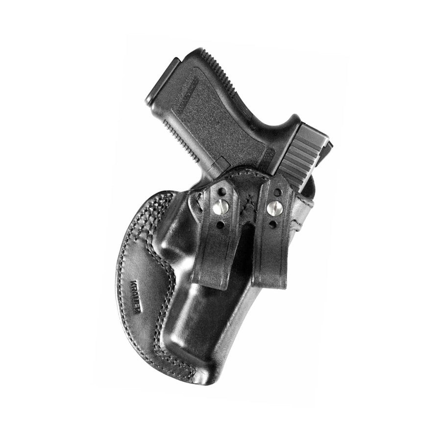 Inside the Waistband #3 Gun Holster (Only for semi-autos) - Kramer Leather