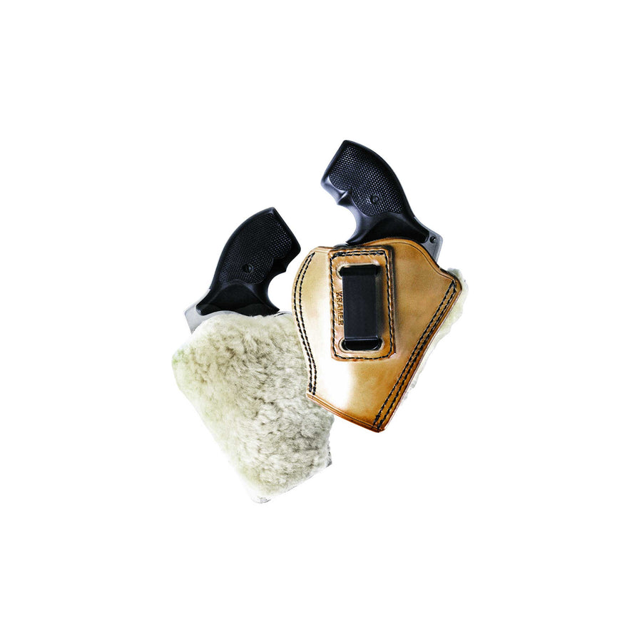 Inside the Waistband Sheepskin Clip Holster - Kramer Leather