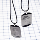 BTS Metal Necklace