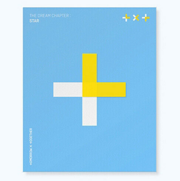 TXT [THE DREAM CHAPTER:STAR] Album
