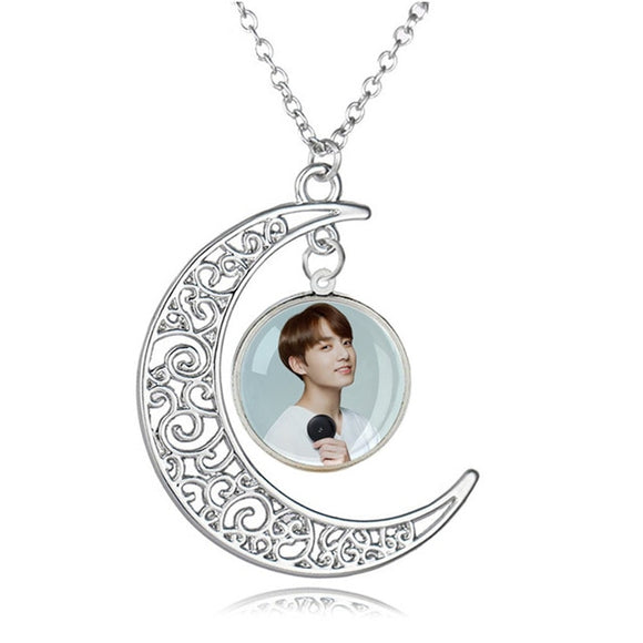 BTS Moonlight Dreamer Necklace