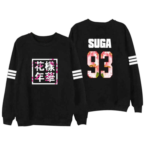 BTS Korean Member Sweater