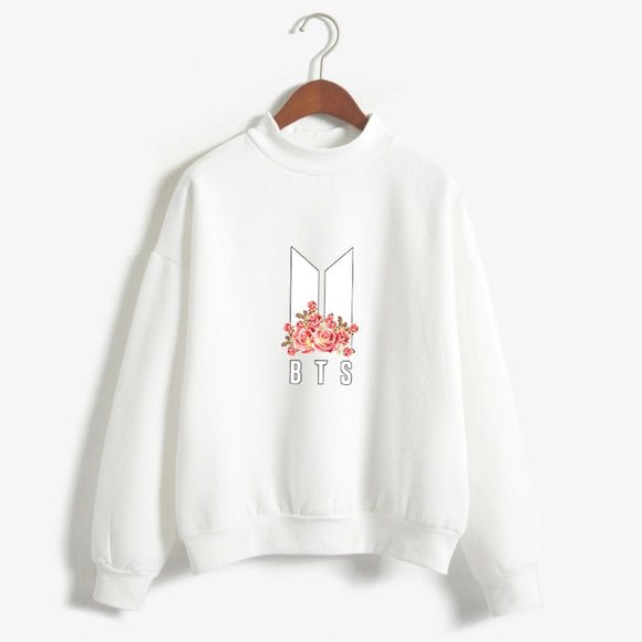 BTS Roses Sweater