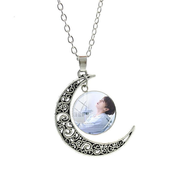 BTS   Love Yourself Dreamer Necklace