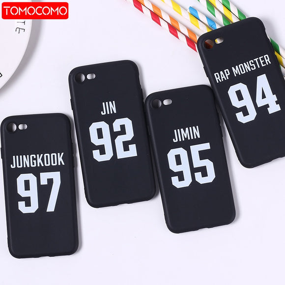 BTS IPhone Cases
