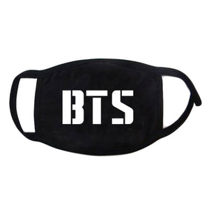 BTS Members Face/Mouth Masks
