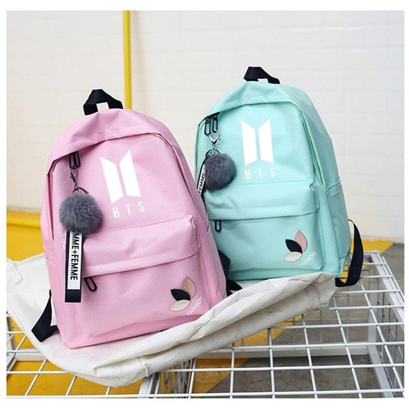 BTS Fashion Backpack!