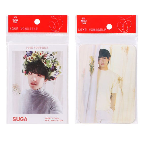 BTS Set of Fancards - 7x