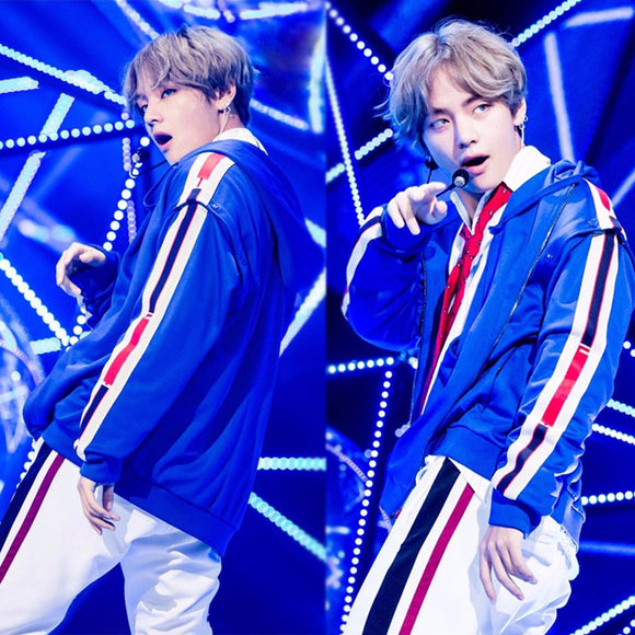 BTS Taehyung Official DNA Stage Jacket