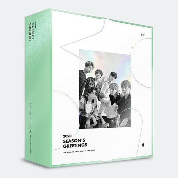 BTS 2020 SEASON'S GREETINGS Pre-Order Album
