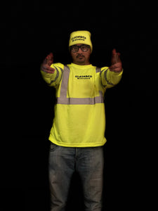"ALMIGHTYDISTROLORD ""VOLT"" LONG SLEEVE (REFLECTORS)"