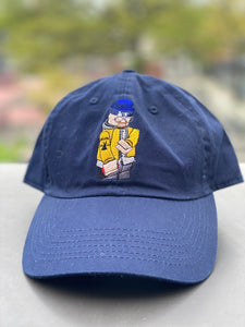 "90s NYC ERA ""NAVY"" DAD HATS"