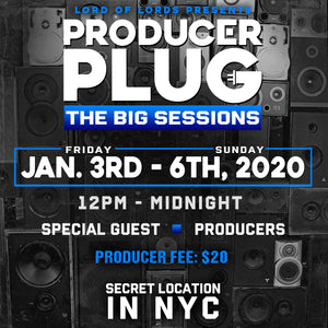 "PRODUCER PLUG ""THE BIG SESSIONS"""