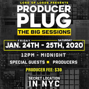 "PRODUCER PLUG ""THE BIG SESSIONS"" II"