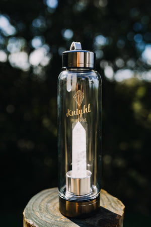 Crystal Elixir Water Bottle