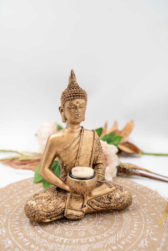 Buddha Tea Light Holder - XL