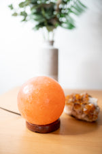 Himalayan Salt Lamp | Sphere