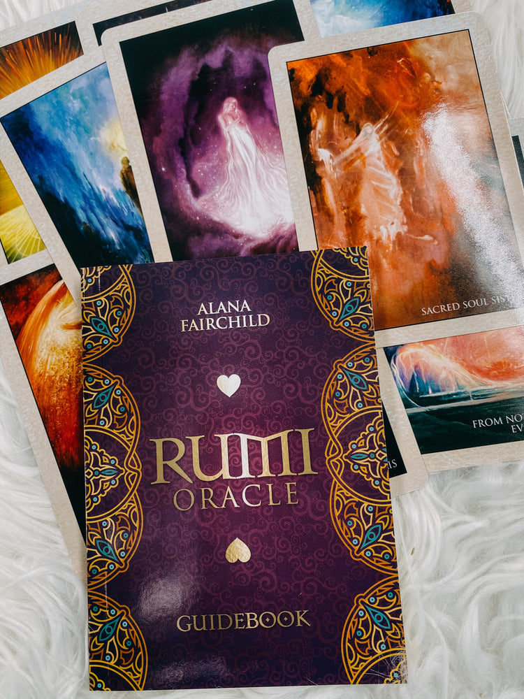 Rumi Oracle Cards | Alana Fairchild