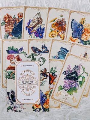 Enchanted Blossoms Empowerment Oracle Cards
