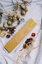 Organic Incense Sticks: Vanilla
