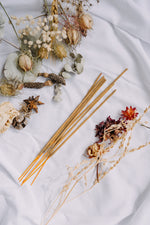 Organic Incense Sticks: White Sage