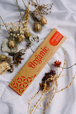 Organic Incense Sticks: Dragon's Blood