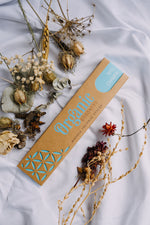 Organic Incense Sticks: Nag Champa