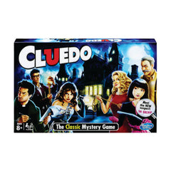 Cluedo Game One Murder Six Suspects Party Mystery