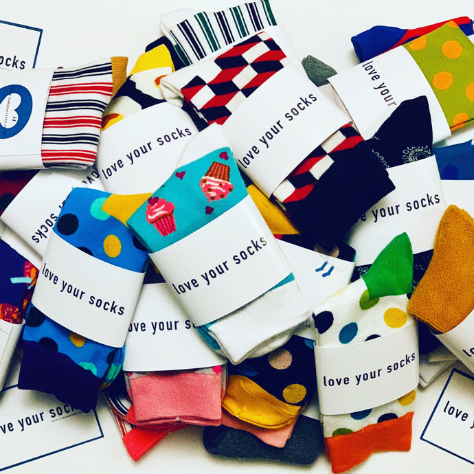 Love Your Socks: Who the heck are we?
