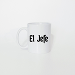 Load image into Gallery viewer, El Jefe Mug