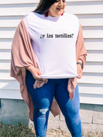 Load image into Gallery viewer, Y las Tortillas Tee