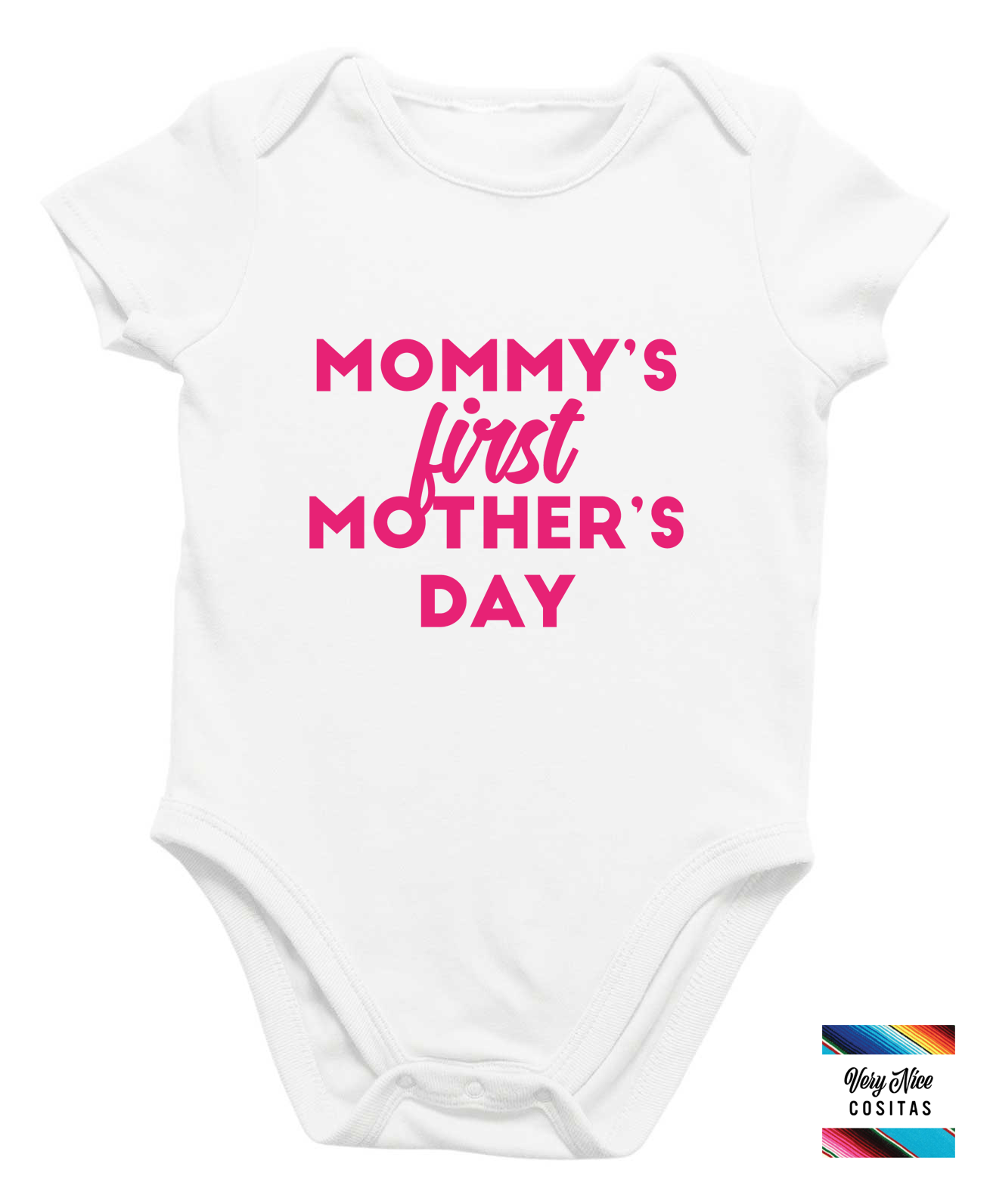 Father's Day or Mother's Day Onesie