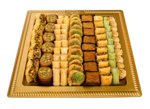 Baklava Mixed Plate Large - Jareer Sweets