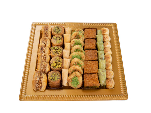 Baklava Mixed Plate Small - Jareer Sweets