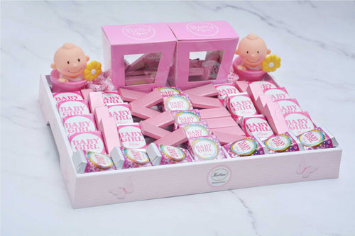 Chocolate New Born Pink - Jareer Sweets