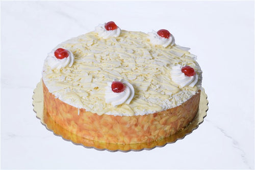 White Forest Cake - Kabbani Sweets