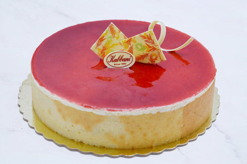 Strawberry Cheese Cake - Kabbani Sweets